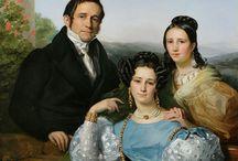 1830's Female Clothing / by Nadine Baylis
