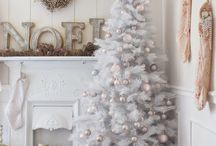 Christmas Trees / Ideas, inspiration for beautiful Christmas trees