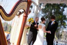 Cypress Grove Weddings / Orlando Harpist - Weddings at Cypress Grove Estate House #destination #wedding #cypressgroveweddings #Orlando #harpist