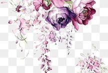 Planner (Floral)