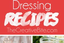 Salad dressing and sauces