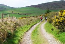 Hiking The Dingle Way / The Dingle Peninsula is full of spectacular landscapes that will leave you breathless! Hike the Kerry Camino from Tralee or the whole peninsula. For more information: http://irelandways.com/ways/adventures/the-dingle-way