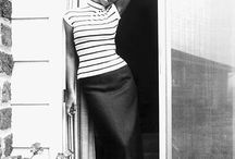 Inspiring vintage ways to wear the Betsy pencil skirt / What to wear with a Betsy pencil skirt