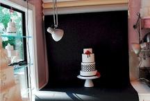 Cake shop Set up-Home