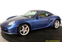 Porsche cayman s  / Cars