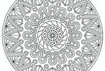 Mandalas / by Kay Bear