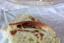 Pane salato e dolce / Pane, pan brioche