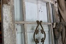 Old Doors and Windows / by Rhonda Pickard