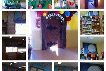 decoración colegio