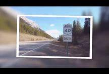 Canadian Rockies Hiking Videos / Trail videos in one minute or less from the Canadian Rockies!