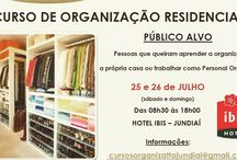CURSO DE ORGANIZAÇÃO RESIDENCIAL