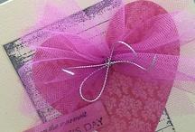 Card Making - Valentines, Sweeheart & Wedding