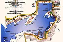 Θέσεις πλοίων - πύλες