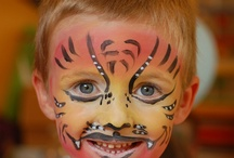 face painting / Schminken