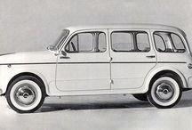 Fiat 1100 103 d familiare