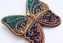 embroidery - beads