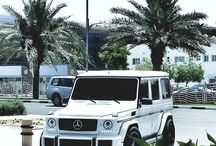 Mercedes G-Class / I think It's fair to say I have an obsession with this car....