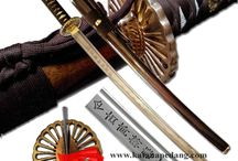 Katana Shinken / Katana pedang, katana sword, samurai, ninja