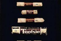 The Good Ole Days / From 9 to 90, everyone loves Tootsie Rolls!