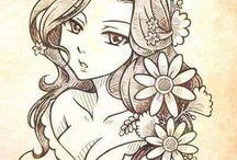 Милые девушки by GruviaPon