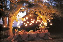 Party ideas outdoors