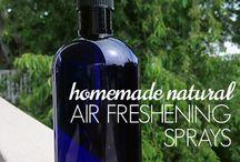 Smell fresh home