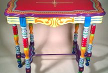Painted Forniture, ideas / Grandes ideas, grandes proyectos