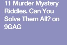 cool mysteries