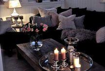 Cosy home decor / Cosy decor