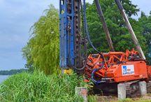 Odwodnienia wykopów / drainage of excavations