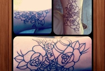 tattoos / by Samantha Armstrong