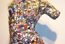 Mosaic Manequins