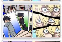 Anime Cross over