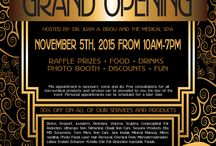 Open House 2015: A GRAND OPENING / Here I will post all things open house related. If you have ever been, then you know how big and fun it is! Hope you can join us this year at our new location!