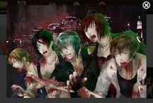 my zombie love