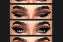 TS4 makeup