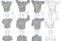 Drawing Clothes Folds