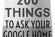 Google Home & more