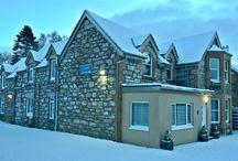 Derrybeg B&B Winter