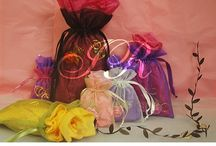 Favor gift pouches just like you see from TV show