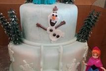 Carley frozen party / by Stephanie Johnson
