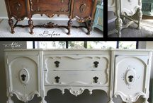 furniture styles / by Tammy Bryant