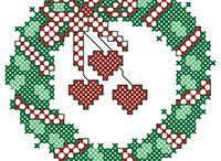 Cross Stitch - Christmas/Yule
