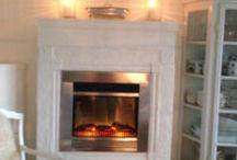 Stue / Kort sagt, inspirasjon til det gode liv i stuen. Landlig. New England. Hampton. Diy Re-design