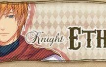 Shall we date? Magic sword+ - Ethan