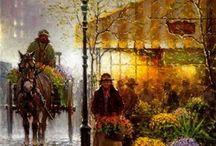 Art - Gerald Harvey Jones (1921-1998)