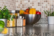 Time-Saving and Organization Tips