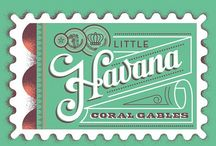 Cuba Typography