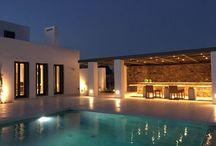 Luxury homes/ Wooden frames/ Accoya/ Kritikoswood