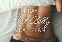 14 day flat belly meal plan